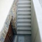 Sanierung Stützmauer und Kellertreppe